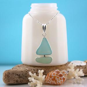 Custom Sea Glass Jewelry Designs