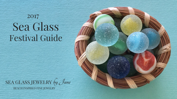 2017 Sea Glass Festival Guide