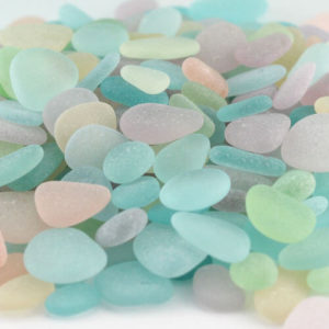 Pastel Collection Sea Glass