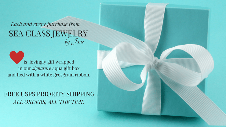 What To Expect When You Order From Sea Glass Jewelry by Jane