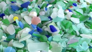 Bermuda Sea Glass, photo by Sea Glass Jewelry by Jane