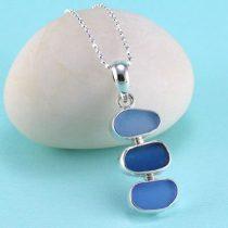 House of Blues Sea Glass Pendant
