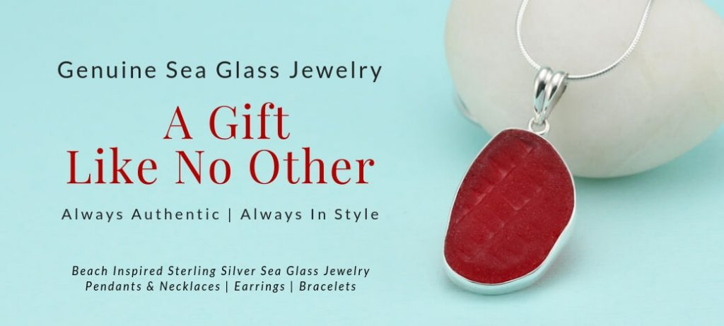 Red Sea Glass Jewelry A Gift Like No Other