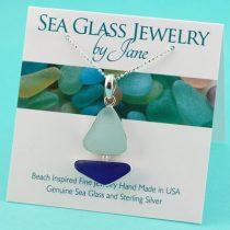 Shades-of-Blue-Sea-Glass-Sailboat-Pendant