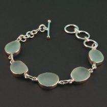 Sweet-Sea-Foam-Sea-Glass-Bracelet